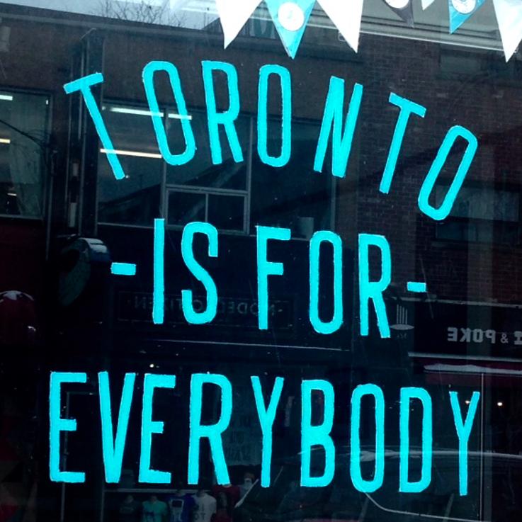 Mary-Ellen Hynd Community | Toronto is for Everybody